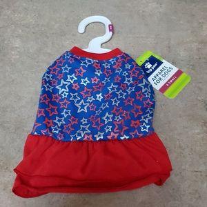 Doggy Americana Dress